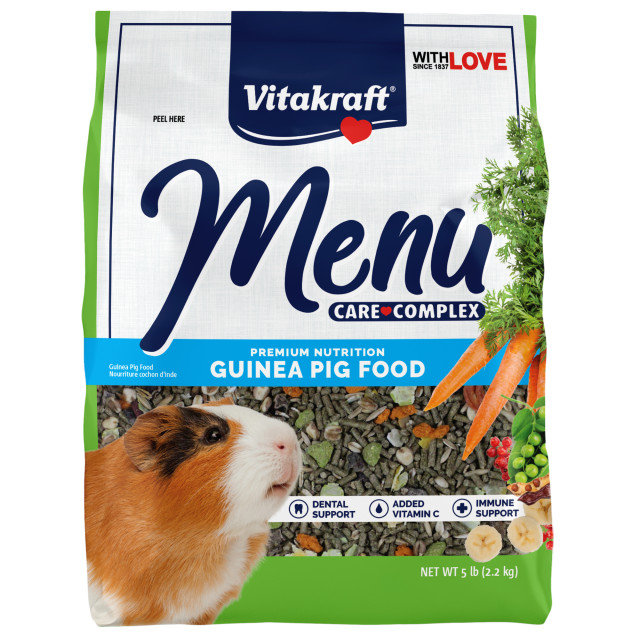 Product-Image showing Menu Guinea Pig