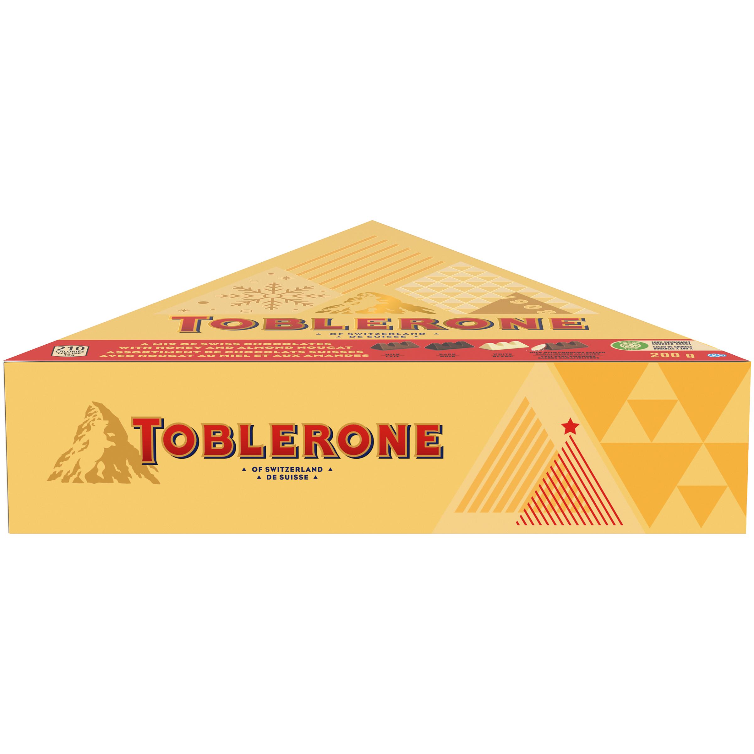 TOBLERONE IMPRESS BOX 200G