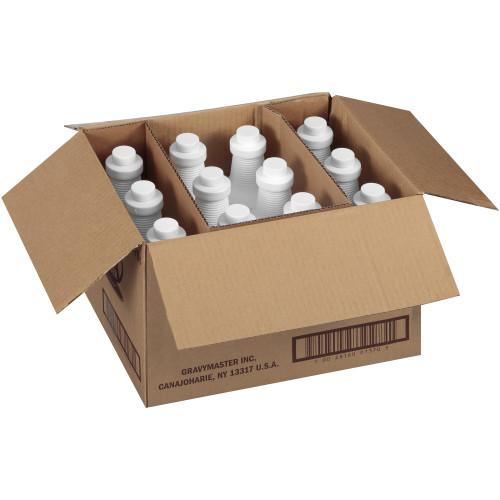GRAVYMASTER Bulk Sauce Base, 1 gal. Jug (Pack of 4)