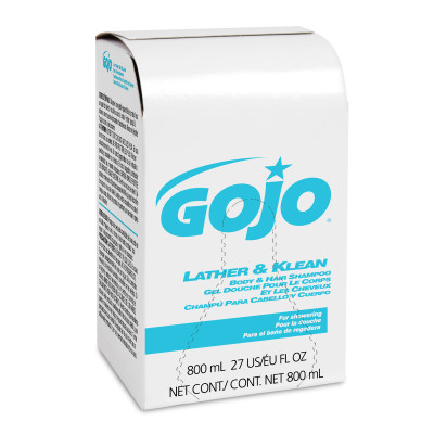 GOJO® Lather & Klean Body & Hair Shampoo