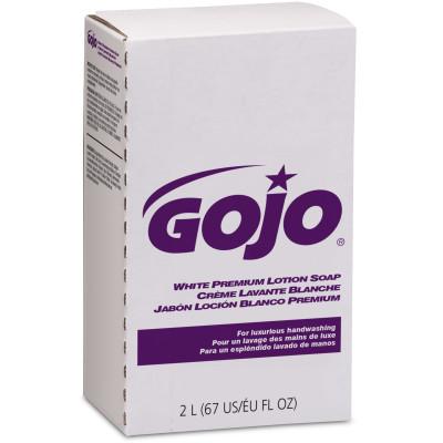 GOJO® White Premium Lotion Soap