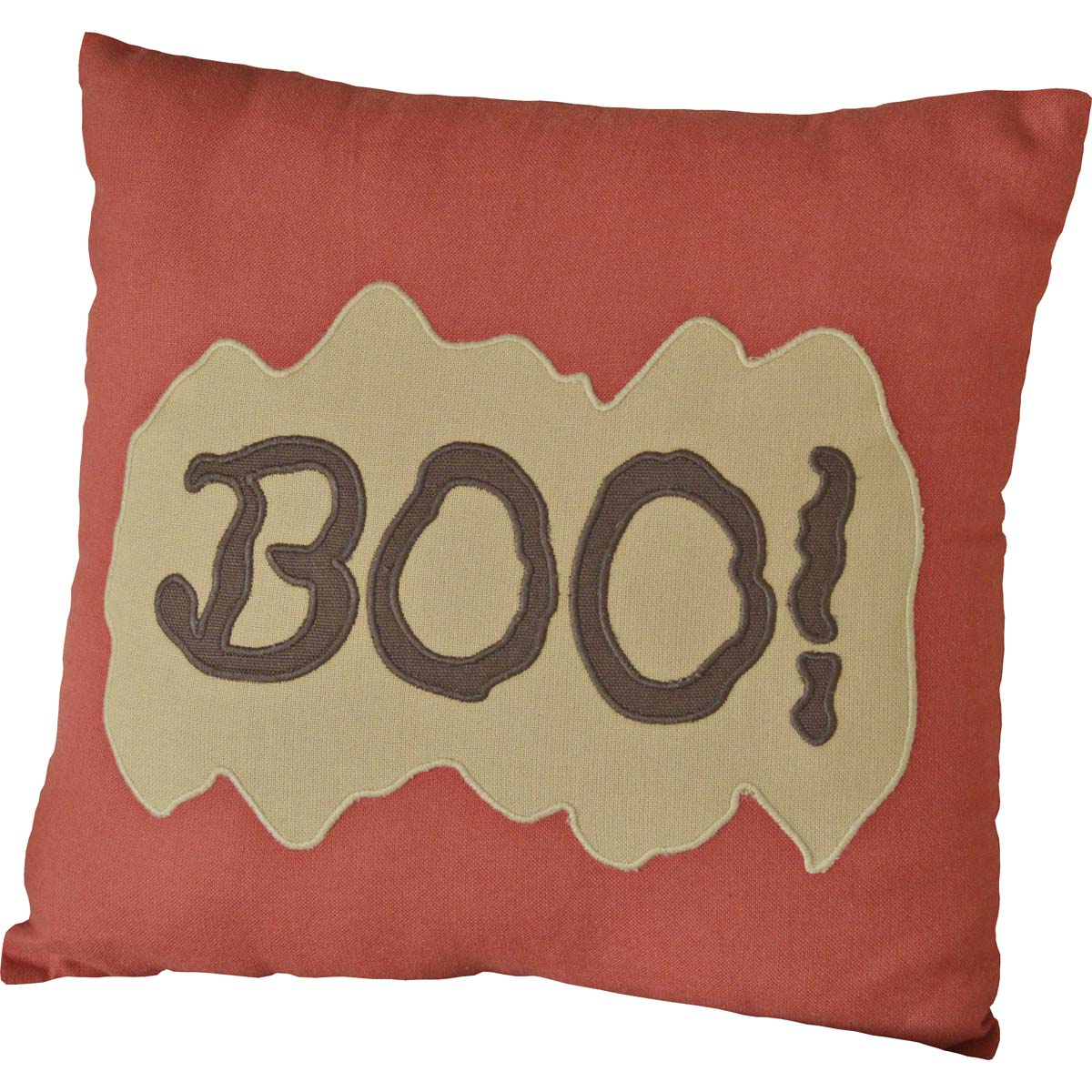 Boo Pillow 12x12
