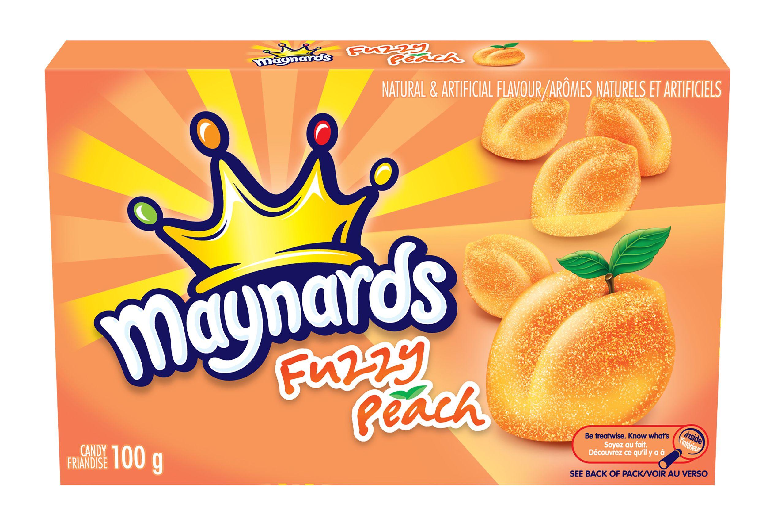 MAYNARDS Fuzzy Peach PEACH 100 GRM