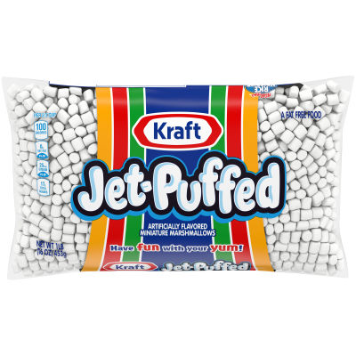 JET-PUFFED Miniature Everyday Marshmallows 16oz Bag