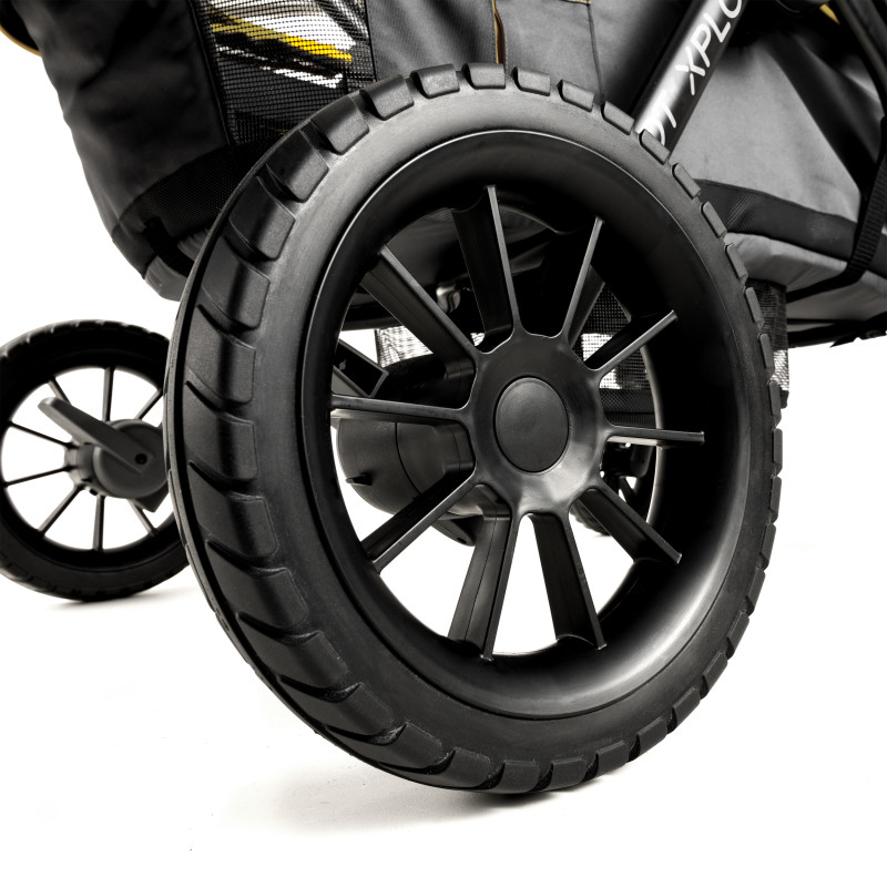 Pivot Xplore™All-Terrain Stroller Wagon (Adventurer) Lifestyle Photo