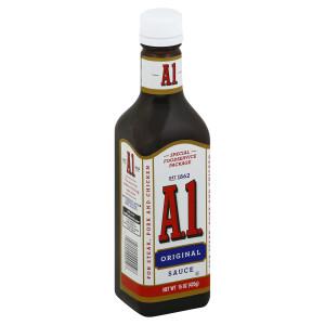 A.1. Steak Sauce, 15 oz. Bottles (Pack of 12) image