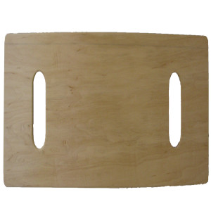 Transfer Board with Hand-Holes, 8 x 30 Inch