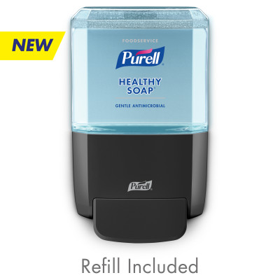PURELL® Foodservice HEALTHY SOAP® 0.5% BAK Antimicrobial Foam ES4 Starter Kit