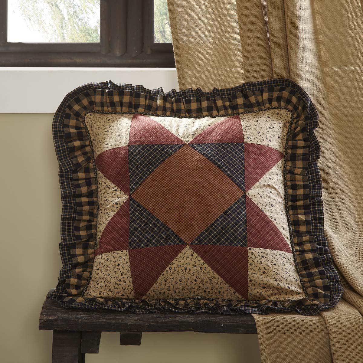Maisie Patchwork Pillow 18x18