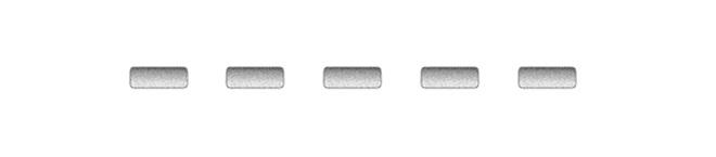 Pencil Erasers - 0.5MM Erasers for Cassette Pencils - 5 Erasers