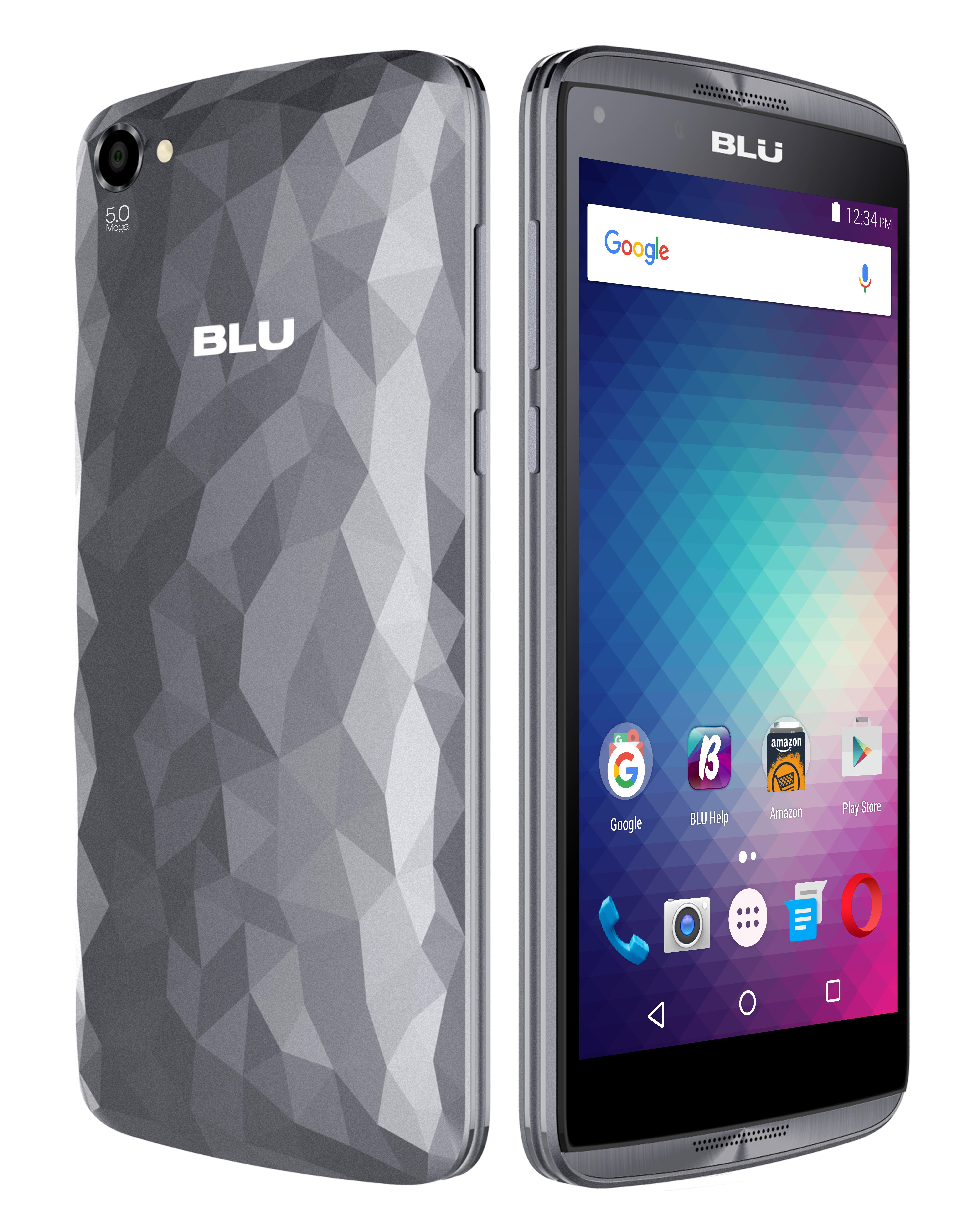Android Diamond: BLU Energy Diamond E130U Unlocked GSM Quad-Core Android
