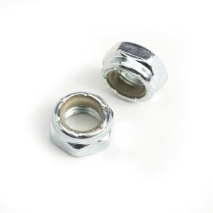 Lock Nut, 7/16 Inch -20, Full Height