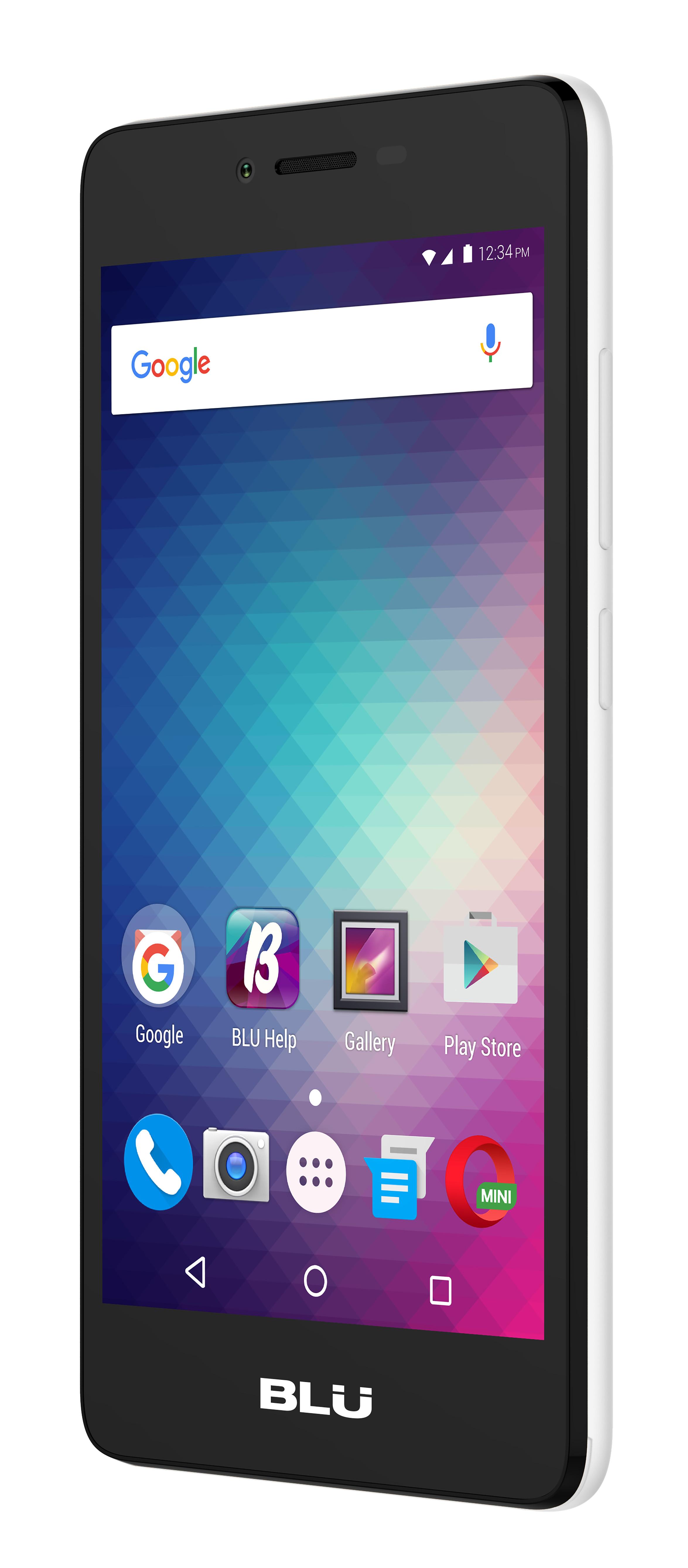 Core android 4 1 mobile phone smartphone unlocked touch white ebay - Blu Studio G2 S010q Unlocked Gsm Dual Sim