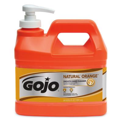 GOJO® NATURAL* ORANGE™ Smooth Hand Cleaner