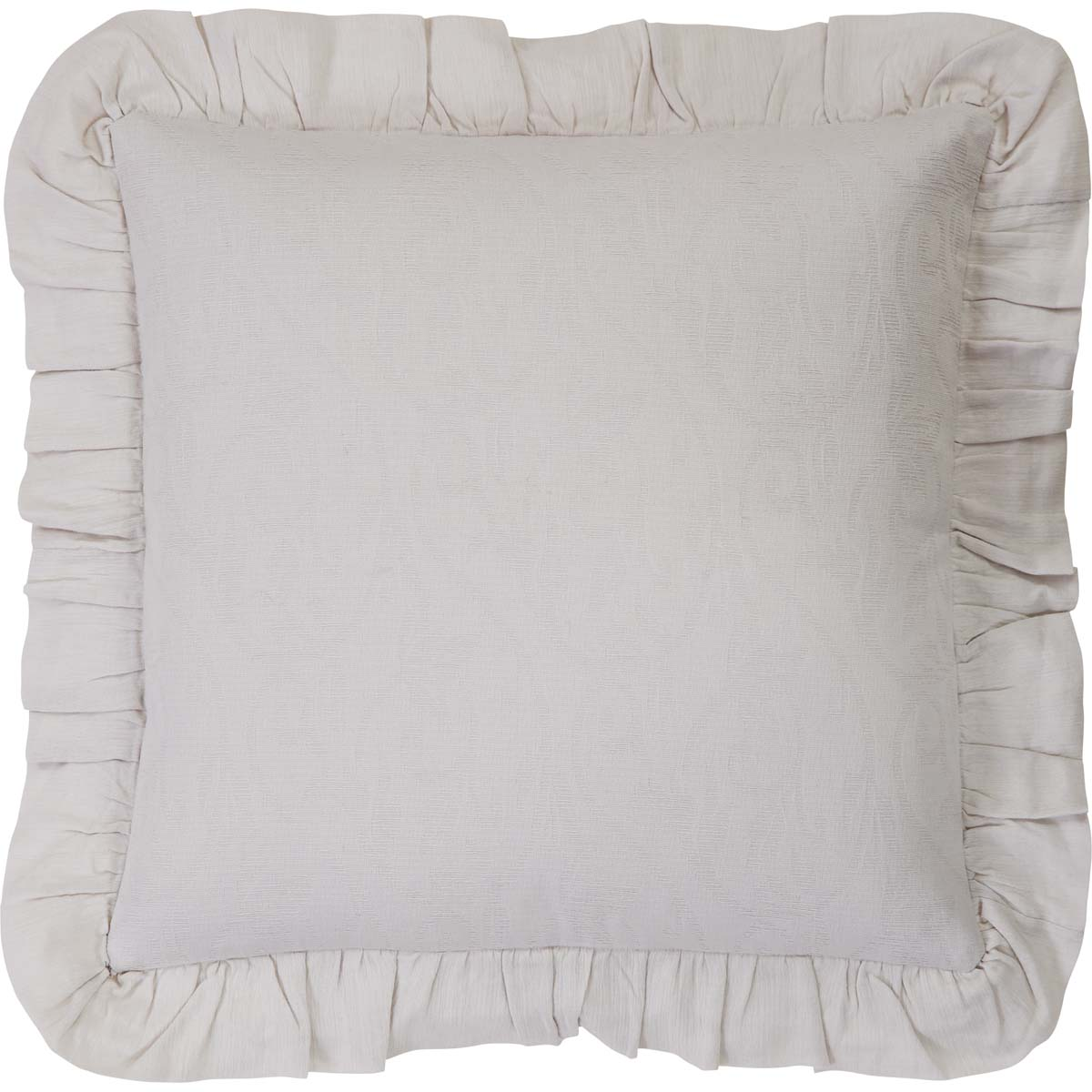 Corrine Ruffle Pillow Cover 18x18