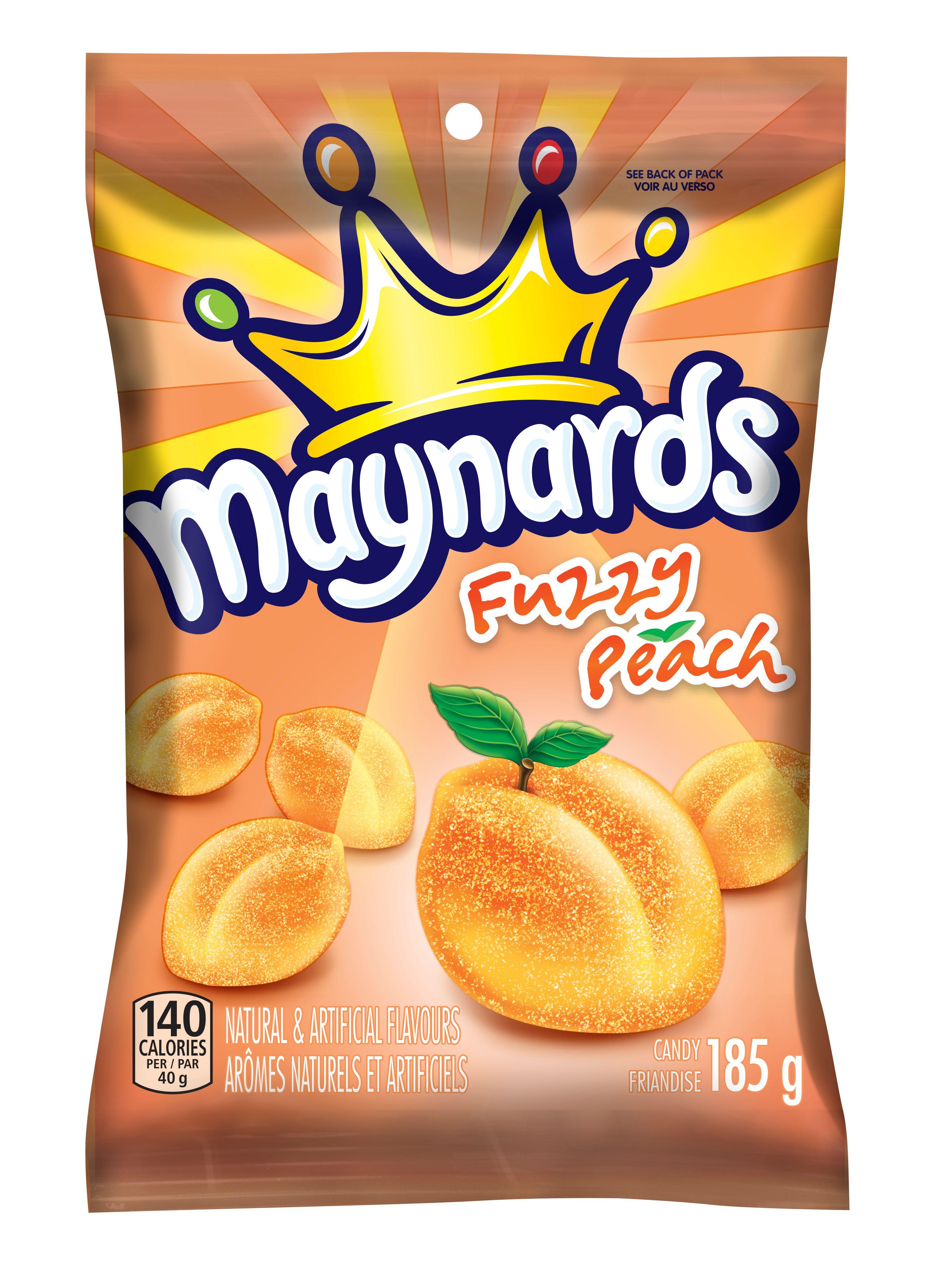 MAYNARDS Fuzzy Peach PEACH 185 GRM