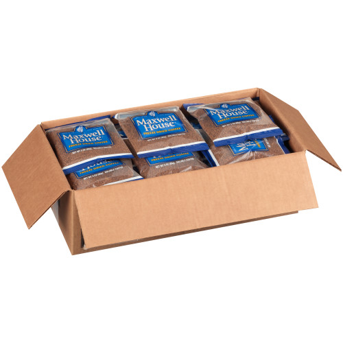 MAXWELL HOUSE Freeze-Dried Coffee, 3 oz. Bag (Pack of 32)