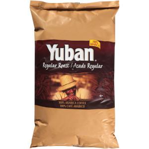 YUBAN Regular Roast & Ground Coffee, 4 lb. Bag (Pack of 6) image
