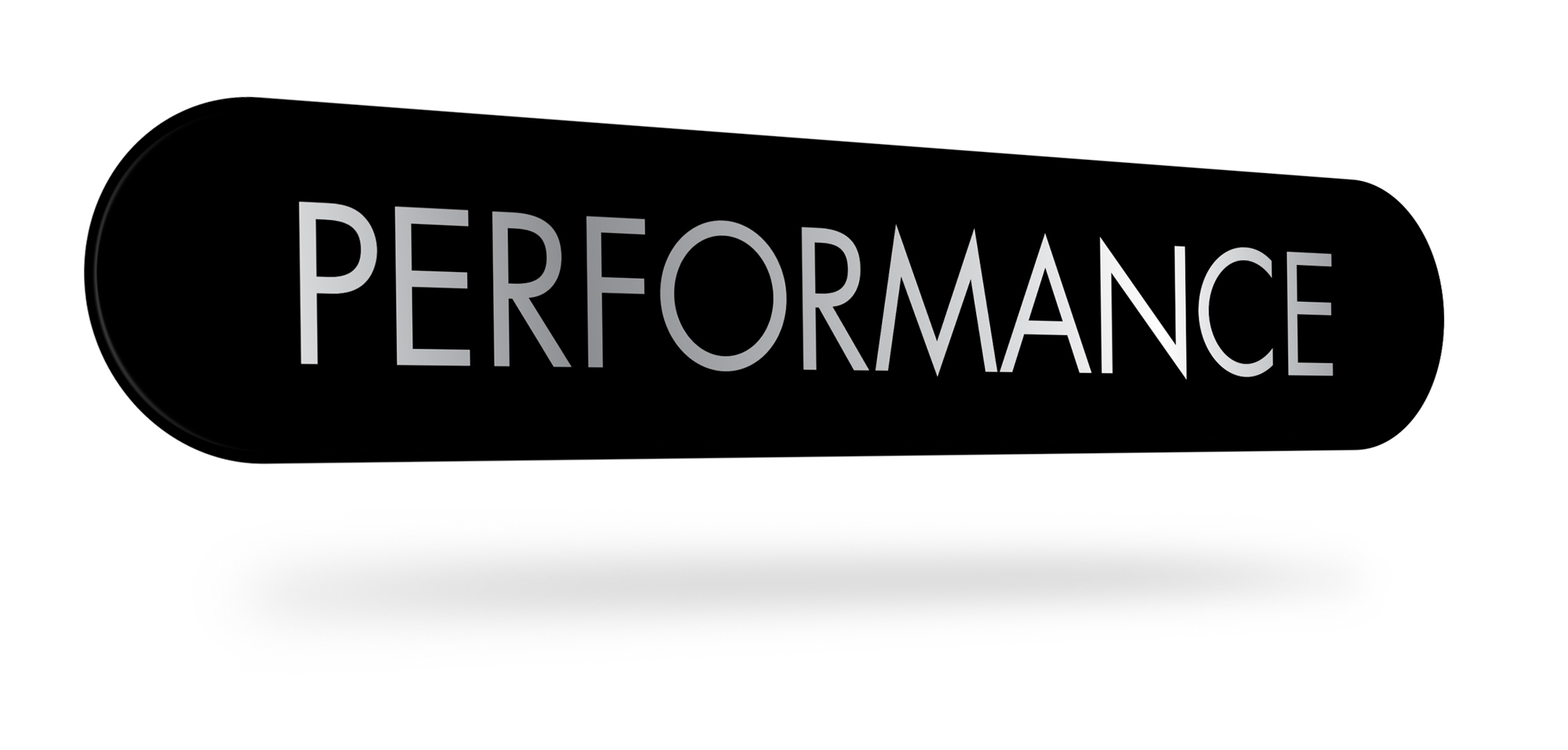 Performance - Slatwall Sign