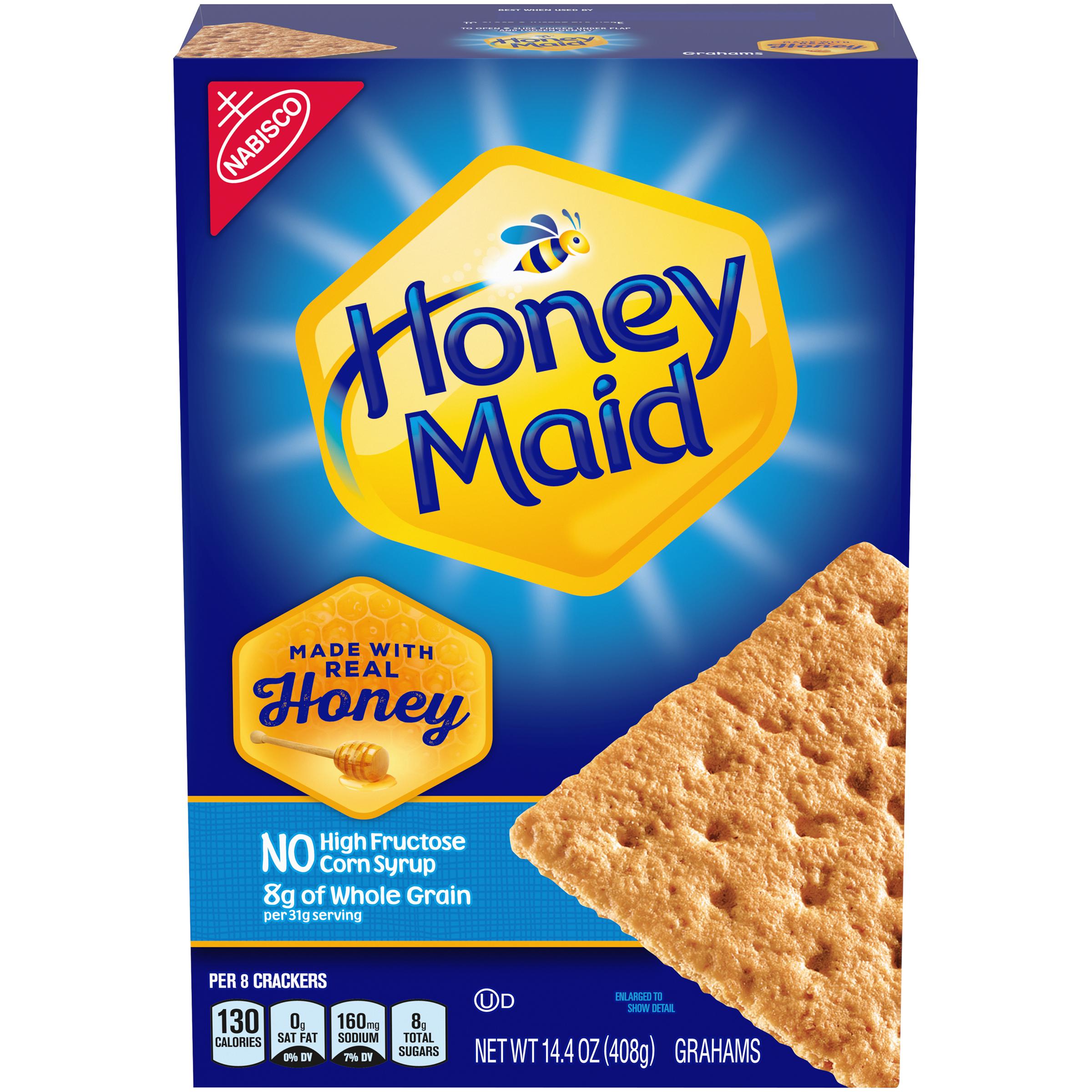HONEY MAID Honey Graham Crackers 14.4 oz