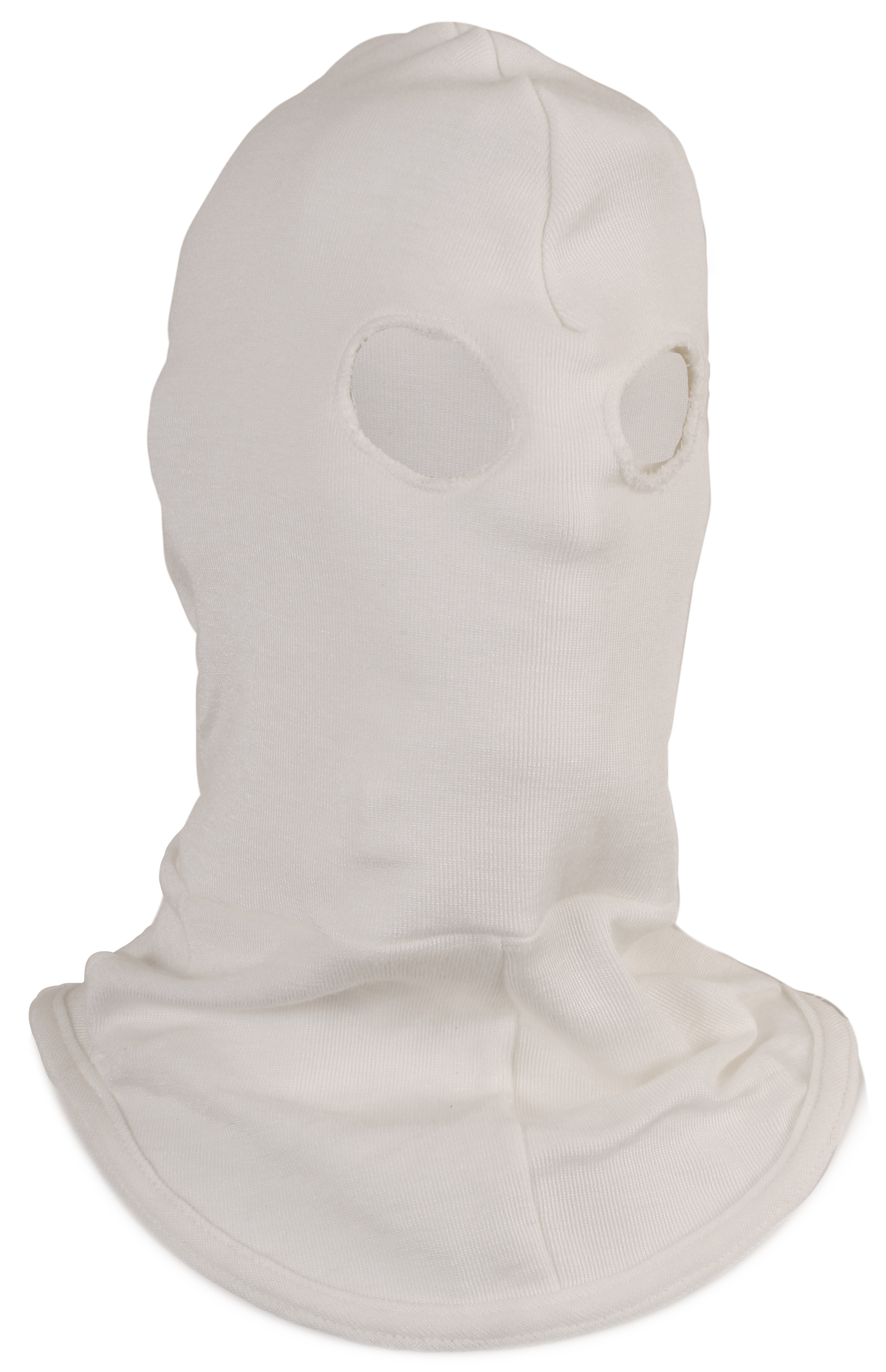 High Heat Knit Hood with Eyeholes in Nomex - Fire Resistant