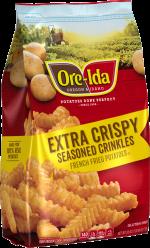 Extra Crispy Seasoned Crinkles image