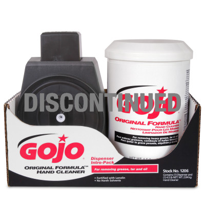 GOJO® ORIGINAL FORMULA™ Hand Cleaner - DISCONTINUED