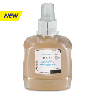 PROVON® Antimicrobial Foam Handwash with 2% CHG