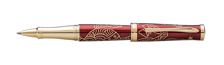 Cross 2014 Year of the Horse Special-Edition Sauvage Rollerball Pen