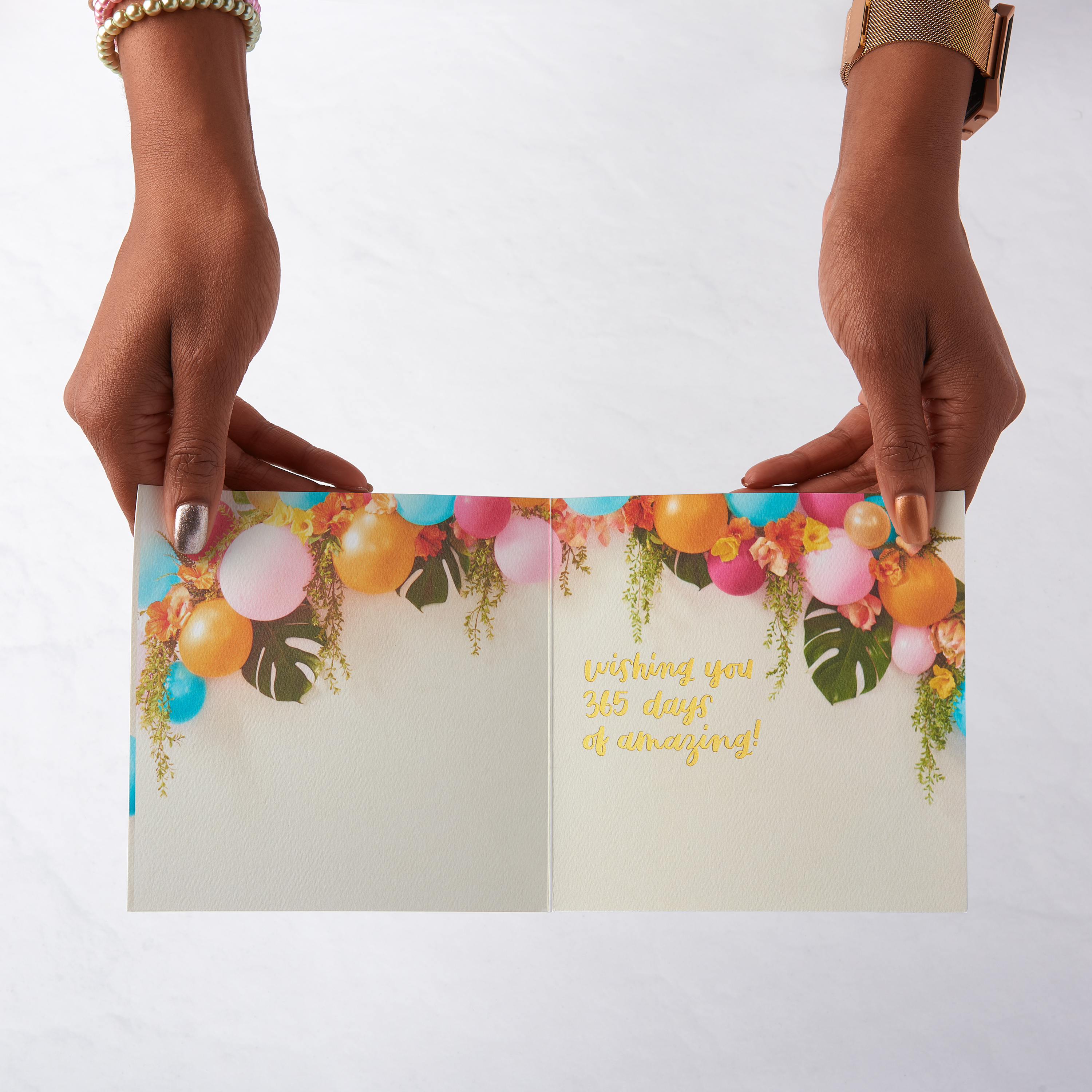 Possibilities Birthday Greeting Card image