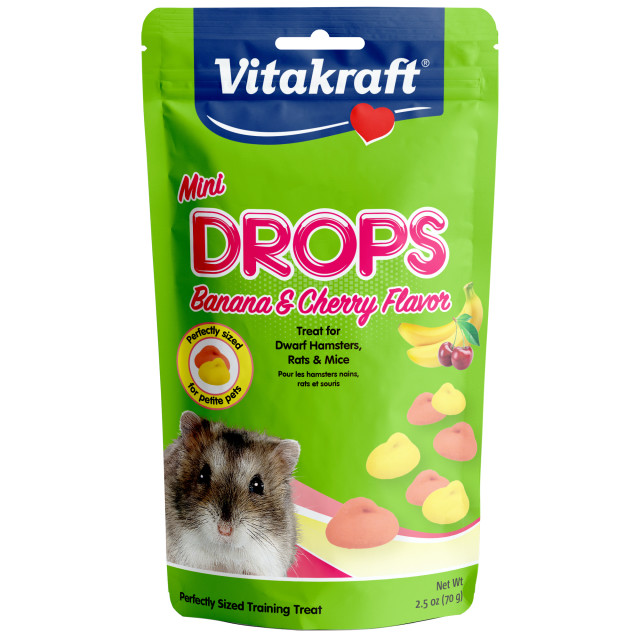 Product-Image showing Drops Mini Banana & Cherry Flavor