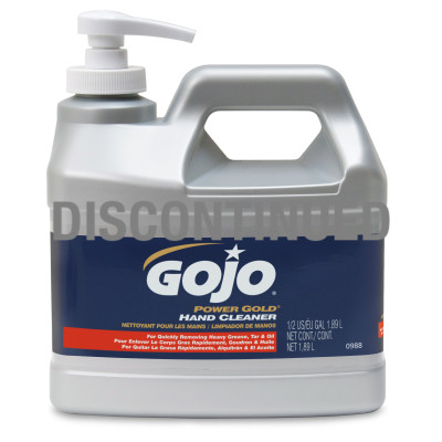 GOJO® POWER GOLD® Hand Cleaner