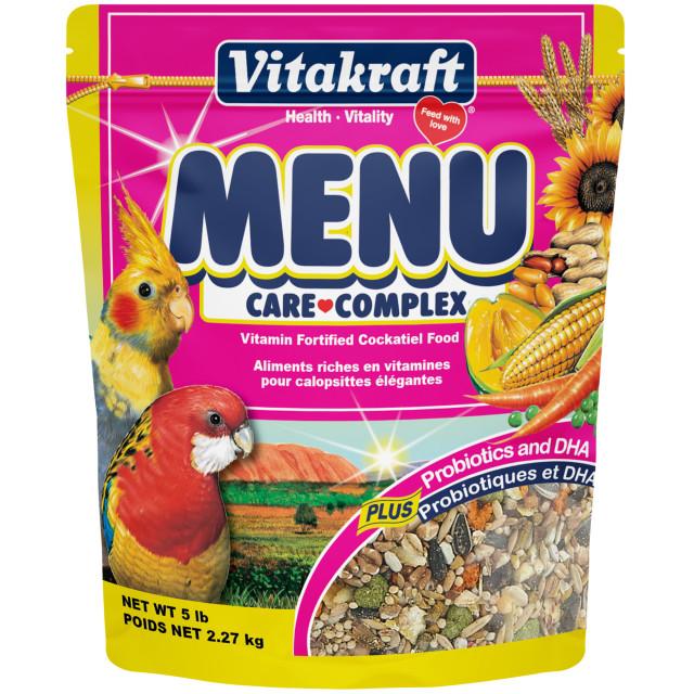 Product-Image showing Menu Cockatiel