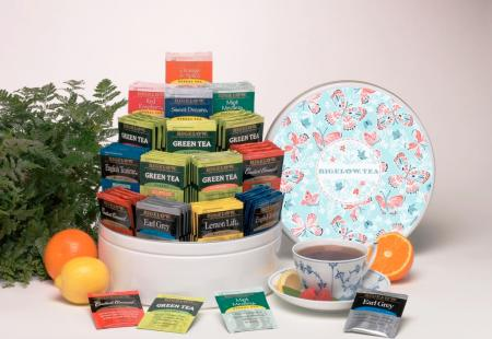 Limited Edition Tin Of Tea - Bigelow Exclusive