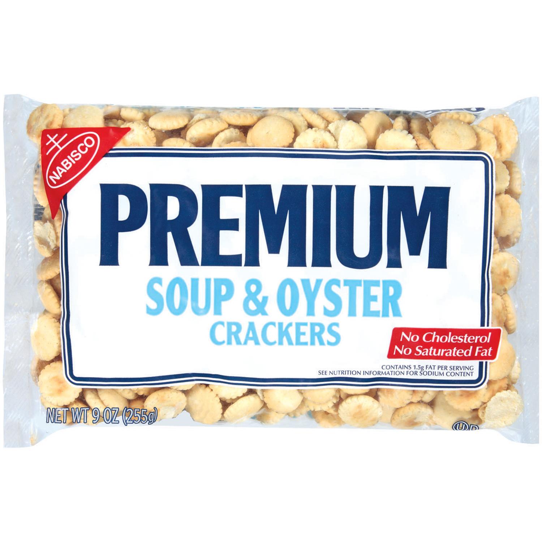 PREMIUM Oyster Crackers 9 oz