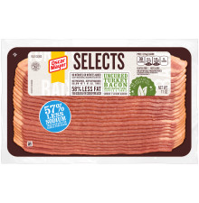 Oscar Mayer Selects Uncured Turkey Bacon, 11 oz