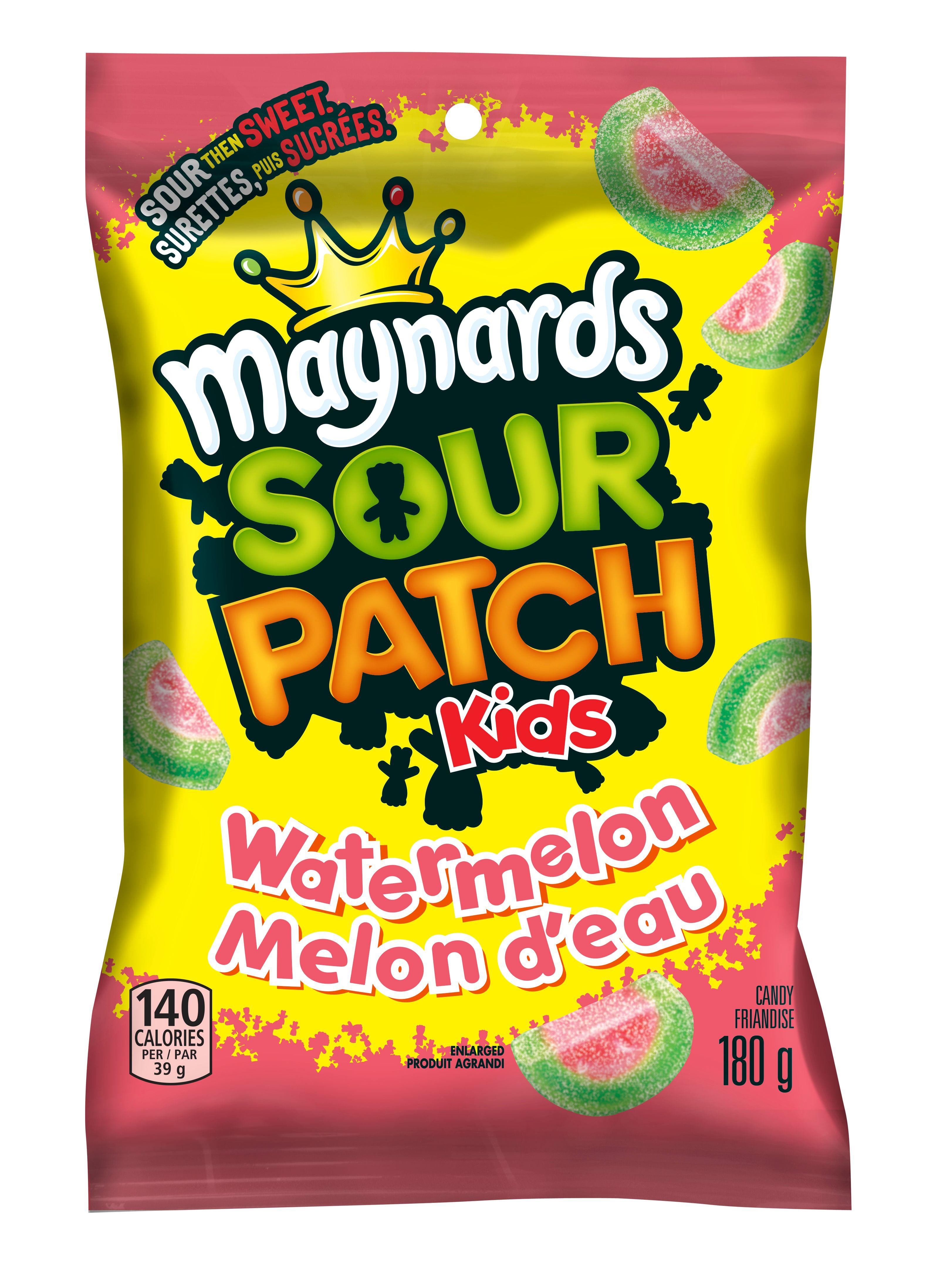 MAYNARDS Sour Patch Kids WATERMELON 180 GRM
