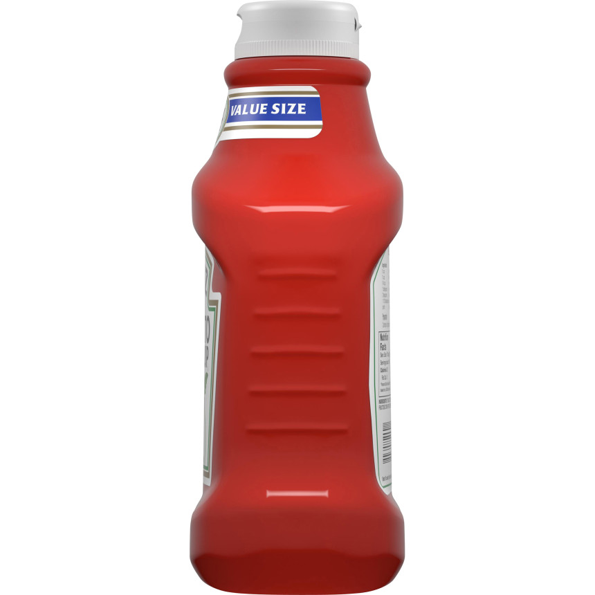 Heinz Fridge Fit Tomato Ketchup, 64 oz Bottle