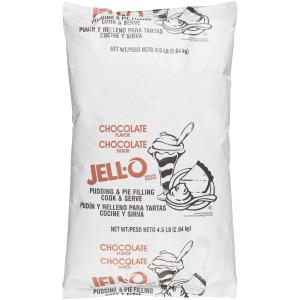 Jell-O Pudding/Pie Mix - Chocolate, 4.5 lb. image