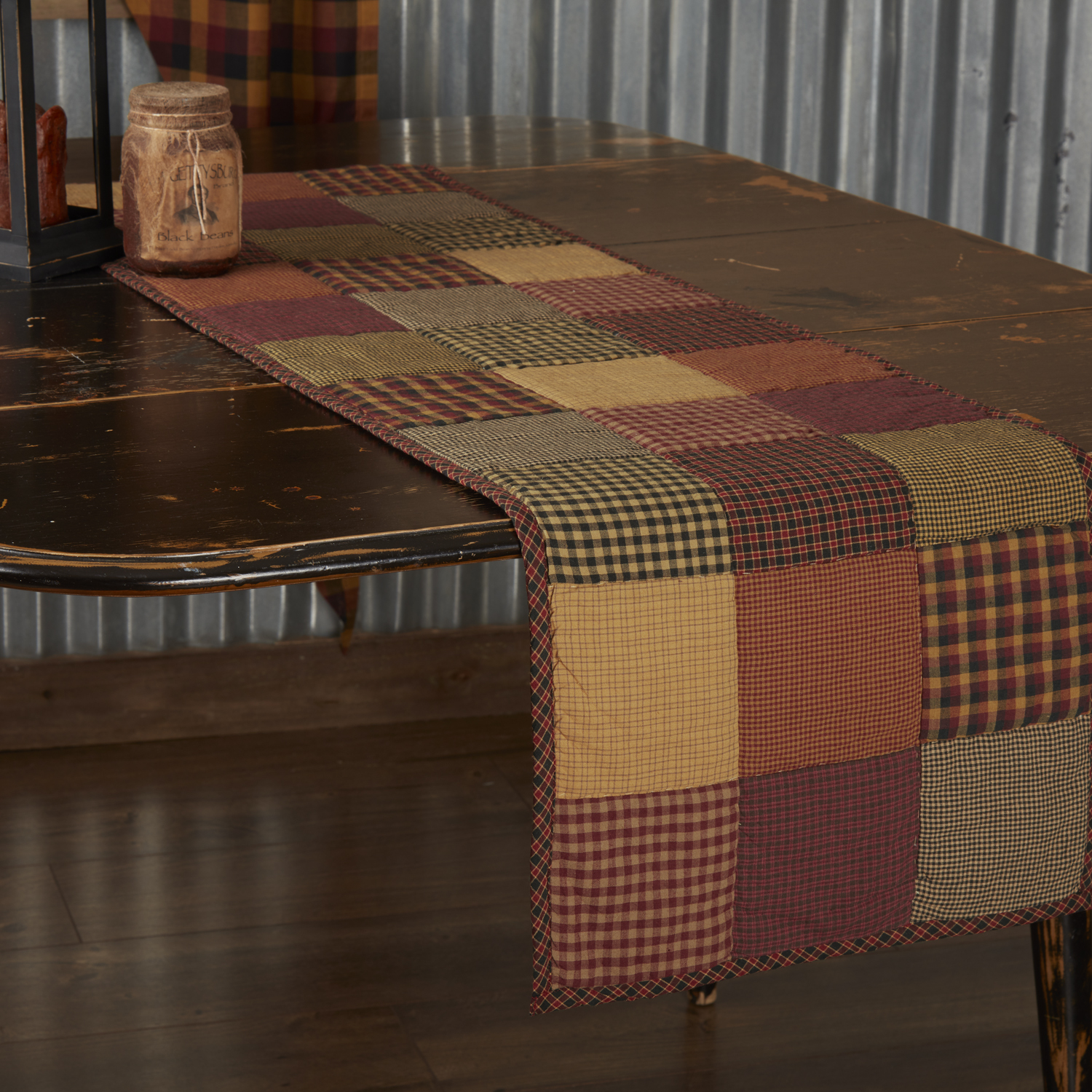Heritage Farms Quilted Runner 13x48