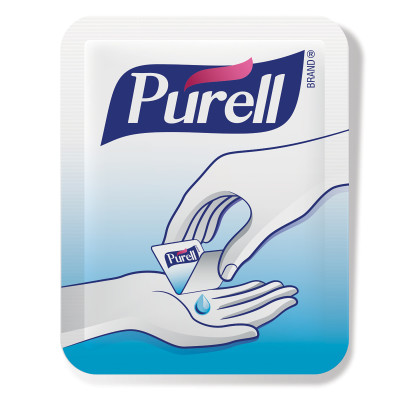 PURELL® Advanced Hand Sanitizer Single Use