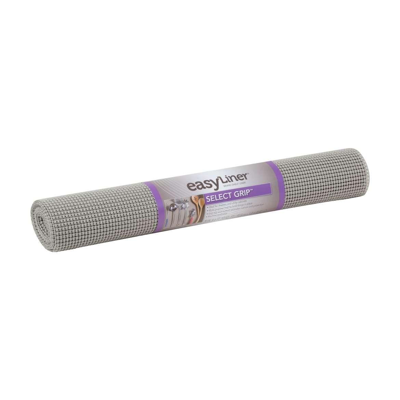 Select Grip™ Easy Liner® Brand Shelf Liner - Light Gray, 20 in. x 6 ft. Image