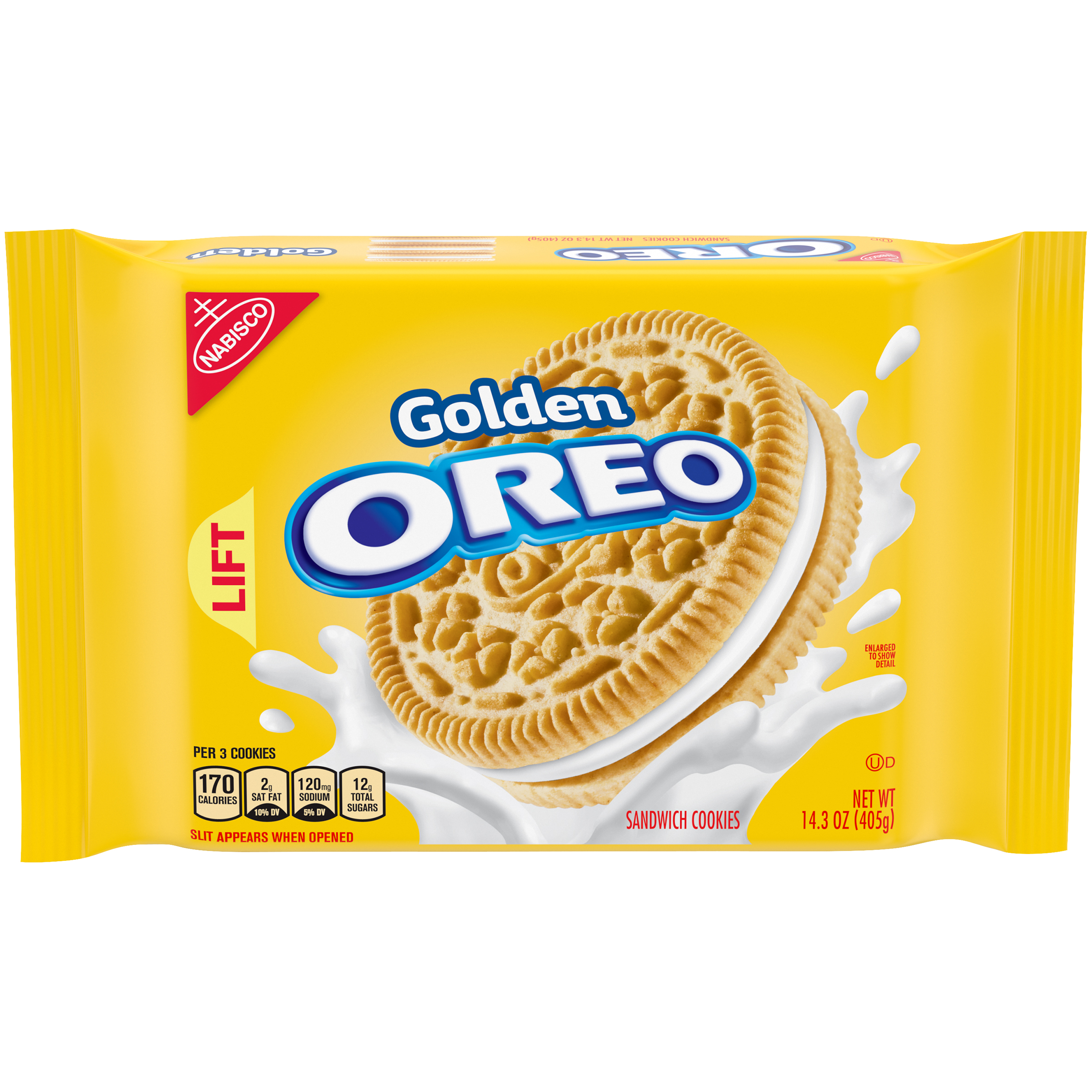 OREO Golden Cookies 14.3 oz