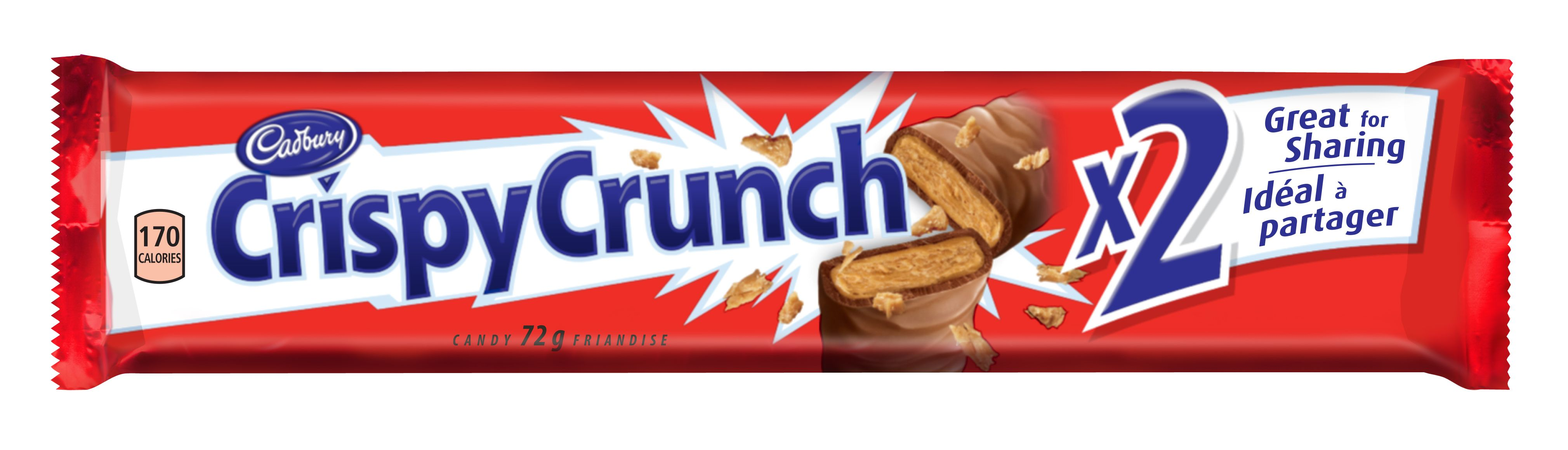 CRISPY CRUNCH  KING SIZE 72 GRM