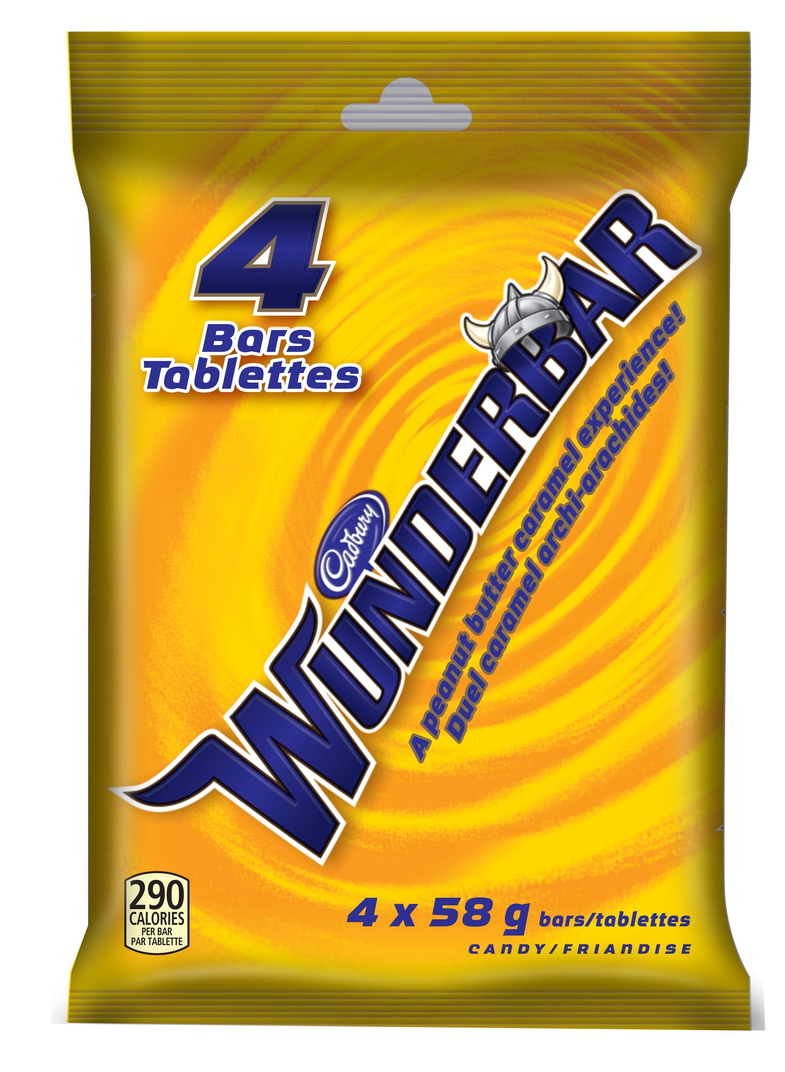 Wunderbar Peanut Butter Chocolate Bar 232 G