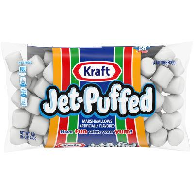 JET-PUFFED Regular Everyday Marshmallows 16oz Bag