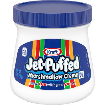 JET-PUFFED Marshmallow Creme 7oz Jar