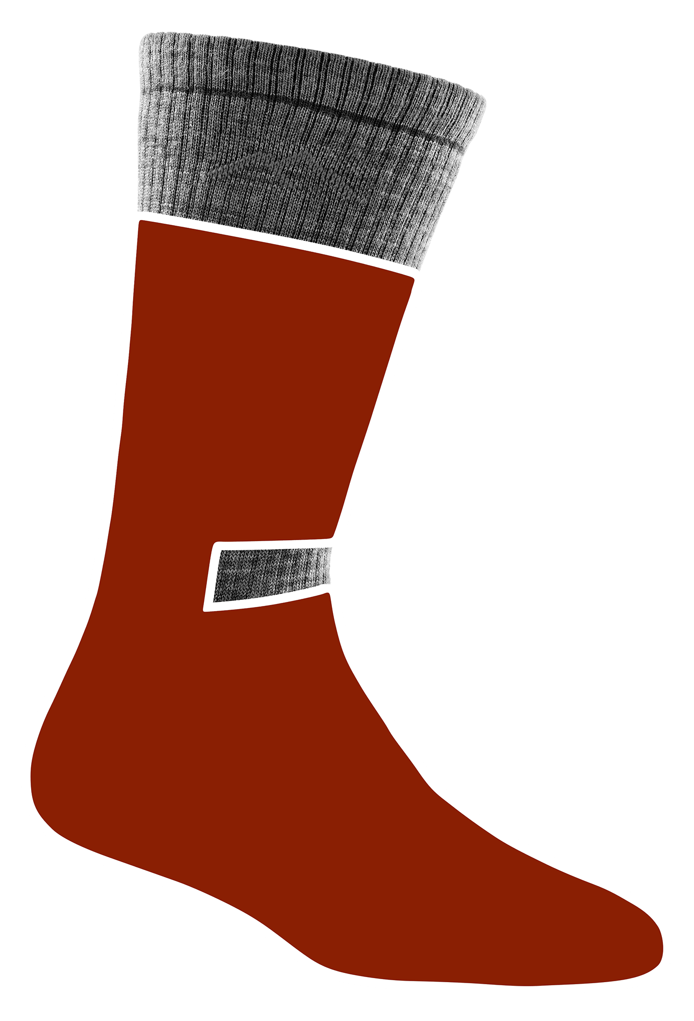 Cushion Location: The Hike/Trek full cushion socks feature terry loops throughout the entire sock for the ultimate rebound and comfort.. Cushion Weight: Additional warmth and protection are the signature characteristics of midweight yarns in the Hike/Trek category.