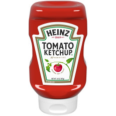 Heinz Tomato Ketchup 14 oz Squeeze Bottle image