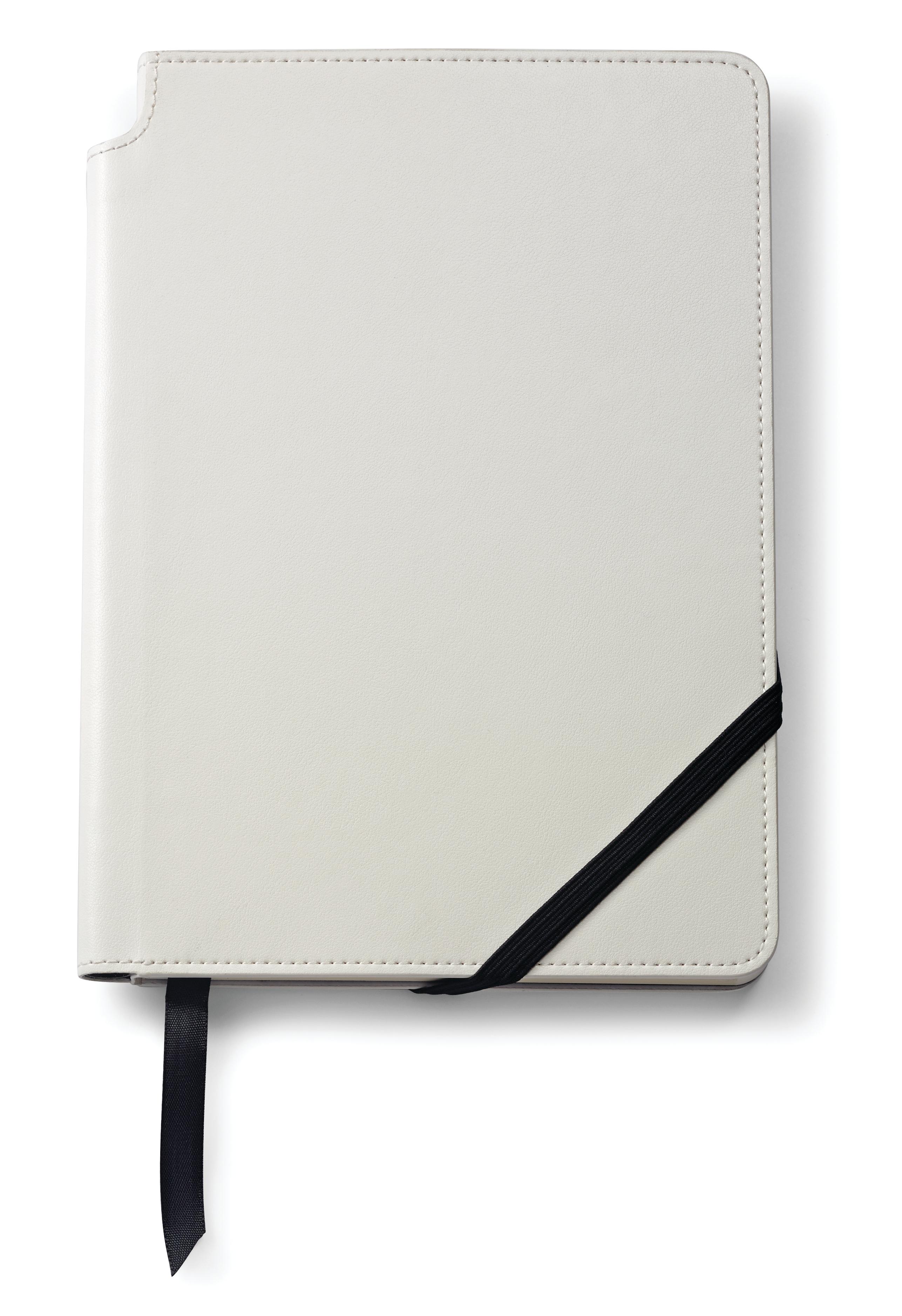 Cross Medium Classic White Journal